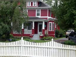 special exterior house paints and as wells as burgundy houses on