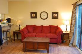 red couch decor color schemes for living room with red couch