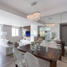 soggiorno e sala da pranzo foto di sala da pranzo in stile minimalista e di colore bianco andryakohlmann design concept jpg