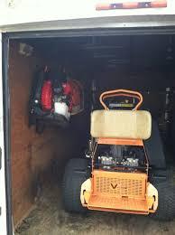 home made trimmer u0026 blower racks lawnsite