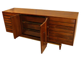 Midcentury Modern Sideboard Mid Century Modern American Of Martinsville Dania Collection