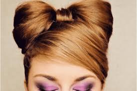bow hair 14 adorable hair bow hairstyles for hair