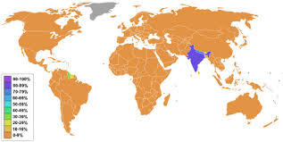 hinduism map hinduism facts primary facts