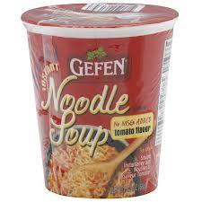 gefen noodles discontinue gefen tomato flavor instant noodle soup 2 3 oz