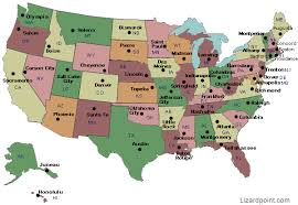 map of usa states denver test your geography knowledge usa state capitals quiz lizard
