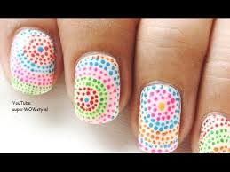 no drawing very easy nail art beginners very easy nail