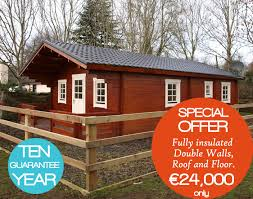 2 bedroom log cabin residential log cabins ten year guarantee timber living cabins