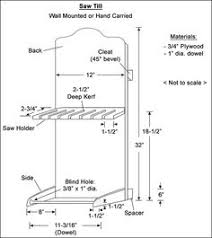 pattern for making a wooden template woodworking pinterest