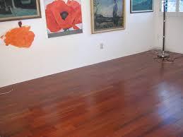 Brazilian Cherry Laminate Floor Dusty Coyote Wood Floor Tutorial