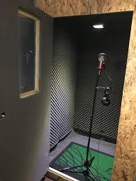 acousticurtain residential acoustics soundproofing curtain cabina de grabacion