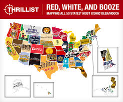 Chicago Brewery Map by A Map Of Americas 50 Biggest Craft Breweries Pbs Newshour United