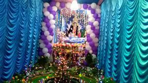 100 pooja decorations at home ganpati decoration makhar wow
