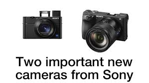 black friday sony rx100 redshark news two important new cameras from sony rx100 mk v
