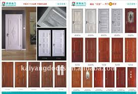 modern flush pvc wood doors design buy modern flush wood doors