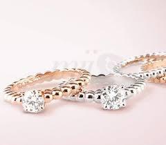 bague fianã aille princess cut engagement rings bagues de fiancailles cleef and