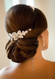 bridal hair bun 40 chic wedding hair updos for brides bun updo