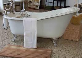 cast iron clawfoot tub modern elegance cast iron clawfoot tub
