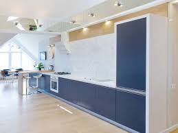 blue modern kitchen cabinets 27 blue kitchen ideas pictures of decor paint cabinet