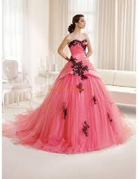 robe de mari e de princesse de luxe robe de mariée princesse tulle application dentelle