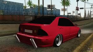 lexus hatchback is300 lexus is300 tuning for gta san andreas