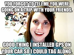 Obsessive Girlfriend Meme - best of the overly attached girlfriend meme smosh