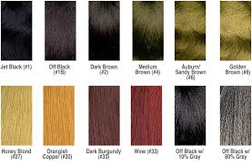 Black Hair Color Chart Color Chart U2013 Its Yours Hair Co