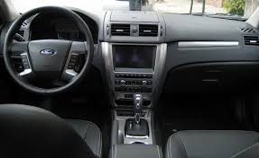 2010 ford fusion dash lights review 2010 ford fusion hybrid road reality