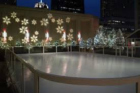 peninsula hotel opens rooftop skating rink eater chicago