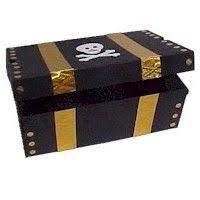 how to make a pirate treasure chest pirate treasure chest
