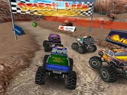monster cars games oversize cool monster truck racing game