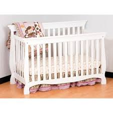 Storkcraft Convertible Crib Buy Storkcraft Carrara Fixed Side Convertible Crib White In