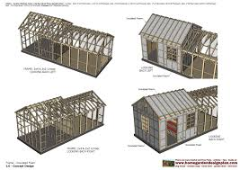 home garden plans cb201 combo chicken coop garden shed plans