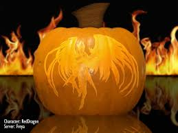 dragon pumpkin carving ideas community aion online