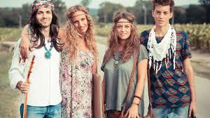 foto hippie figli dei fiori come realizzare un costume da hippie per carnevale deabyday tv