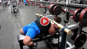 Training Bench Press Increase Your Bench Press Fitness And Power