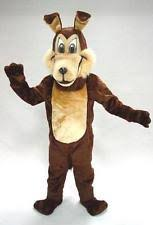 Coyote Halloween Costume Coyote Costume Ebay