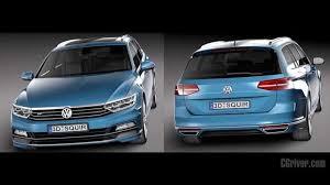 volkswagen passat r line blue 3d model volkswagen passat variant r line 2015 cgriver com