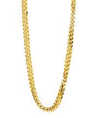 box chain gold necklace images The gold gods franco box chain 28 quot necklace zumiez jpg