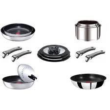 batterie de cuisine tefal ingenio induction tefal ingenio ensemble gourmet induction inox set 15 pièces