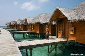 chambre sur pilotis les maldives partirou com