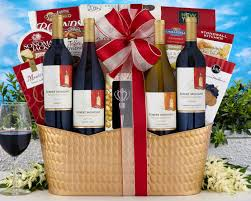 wine and country gift baskets hostess gifts sparkles and shoes