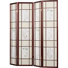 Room Dividers Home Depot by Decorations Traditional Style And Uniquely Flexible 4 Panel Room