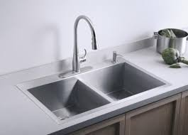 Kitchen Double Sink - Kitchen double sink