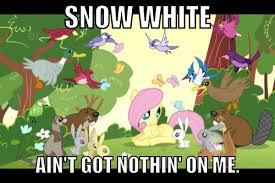 Mlp Fluttershy Meme - fluttershy s animal abilities meme by skidsftw39 on deviantart