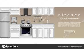 organisation du travail en cuisine bannière intérieur de cuisine moderne organisation du travail au