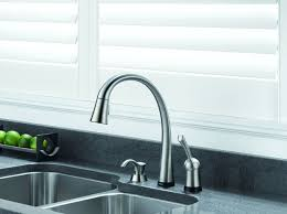 the touch2o touch faucet technology delta faucet inside no touch