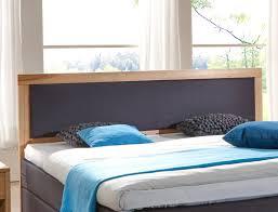 Schlafzimmer Bett Und Kommode Massivholz Boxspringbett Dijon Premium Eiche Farbe Und Größe Nach