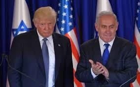 donald trump israel trump says he may travel to israel for embassy move netanyahu calls