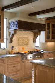 Pepper Shaker Cabinets Los Angeles Wood Range Hoods Kitchen Mediterranean With Frieze