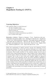 hypothesis testing u0026 anova springer